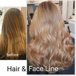 Hair And Faceline